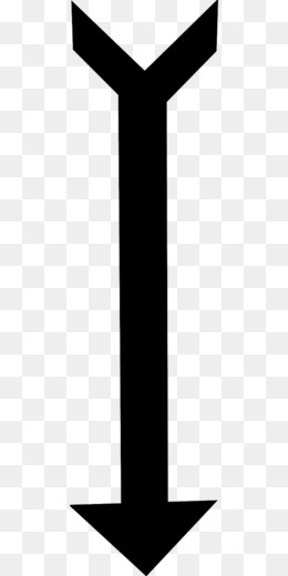 Arrow, Black And White, Symbol, Line PNG image with transparent background