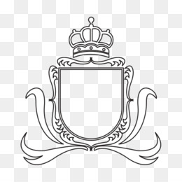 Coat Of Arms Crown Template Heraldry Clip Art