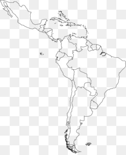Free download South America Latin America Blank map Central America ...