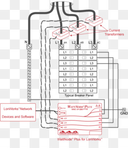 current transformer, electricity meter, wiring diagram, text, drawing png  image with transparent