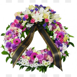 Free download Floral design Flowers Express Cut flowers Wreath - flower png.