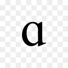 Open back. Unrounded vowel png and