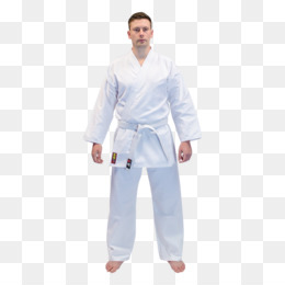 Dobok, Karate, Karate Gi, White, Clothing PNG image with transparent background