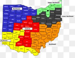 Free Download Ohio World Map Region Mapa Polityczna Map Png