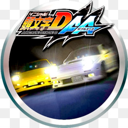 Initial D Extreme Stage Technology png download - 512*512