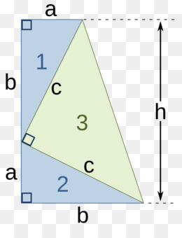 Free download Pythagorean theorem Right triangle Euclidean geometry