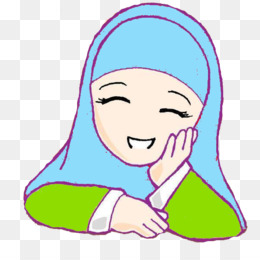 Ramadan Png Transparent Clipart Free Download Eid Animasi Kartun Muslimah