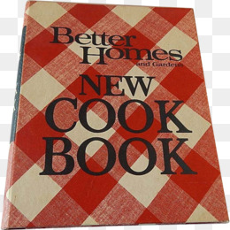 Free download Better Homes and Gardens New Cook Book Betty