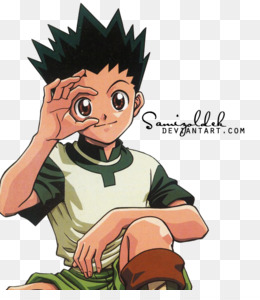 gon freecss png gon freecss transparent clipart free download