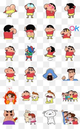 Free Download Crayon Shinchan Eyewear Png