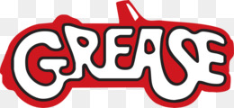 Logo Musical theatre Film Cinema Grease - grease movie @kisspng