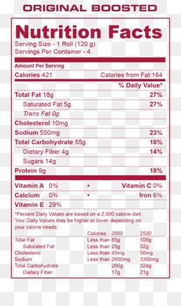 Crystal Light Iced Tea Nutrition Facts Label   Tea