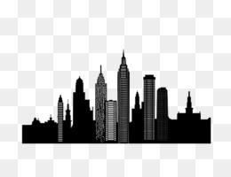 download file clipart cityscape picsart real clipart and vector rh realclipart today cityscape clipart black and white cityscape clipart/palm leaf