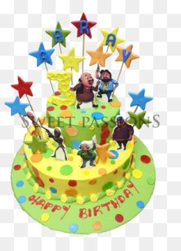 Free Download Birthday Cake Torte Patlu Cake Decorating Bakery