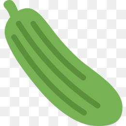 Free Download Pickled Cucumber Chicken Salad Emoji Vegetable