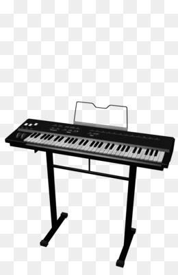 Virtual Piano PNG and Virtual Piano Transparent Clipart Free Download
