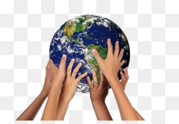 Earth, Earth Hour, Stock Photography, Hand, Globe PNG image with transparent background
