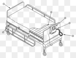 hospital bed mattress drawing patient mattress drawing g50 drawing
