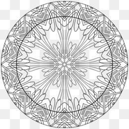 Simple Mandala Flower Drawing - Flowers Healthy