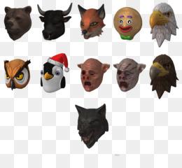 Animal Masks PNG and Animal Masks Transparent Clipart Free Download