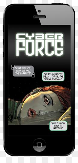 Free download Comics Webtoon Cyberforce Mobile Phones Graphic novel