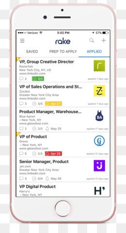Free download Screenshot Job hunting Employment website Application