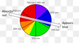 Free Download Light Color Wheel Wavelength Spectrum Light Png