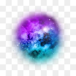 Nebula Sticker Desktop Wallpaper We Heart It