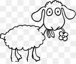 Domba Mewarnai Png Gambar Unduh Domba Mewarnai Gambar Transparan
