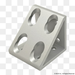 Free download 80/20 Angle bracket T-slot nut Aluminium Fastener