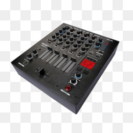 Dj Mixer PNG And PSD Free Download