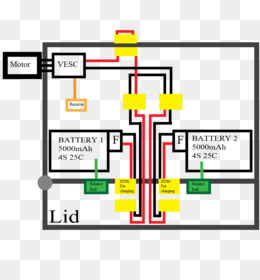 wiring diagram schematic electric skateboard electronics - electric sparks