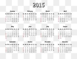 Free download 2018 Calendar png