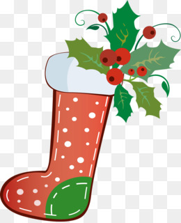 Christmas Stockings Befana Clip Art