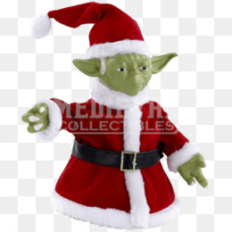 christmas ornament santa claus yoda anakin skywalker chewbacca santa claus - Chewbacca Christmas Ornament