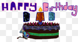 Birthday Cake, Birthday, Cake PNG image with transparent background
