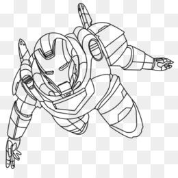 Free Download Iron Man Coloring Book War Machine Child Iron Man Png