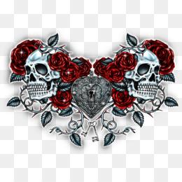 Free download Skulls Unlimited International Calavera Tattoo T-shirt ...