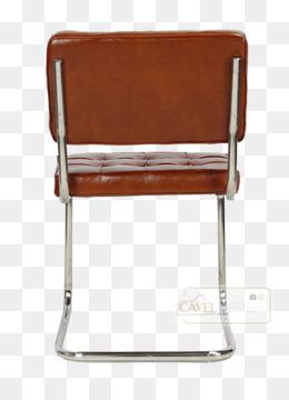 Eetkamer Stoel Retro.Chair Bauhaus Eetkamerstoel Cognac Chair Png Download 999 666