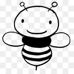 Download Gratis Barat Lebah Madu Ratu Lebah Mewarnai Buku Clip Art