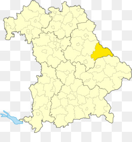Free Download Middle Franconia Schweinfurt States Of Germany Map