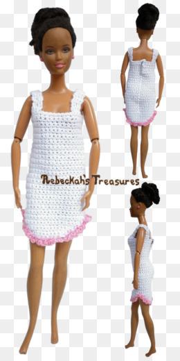 Free Download Ken Barbie Doll Crochet Pattern Clothes Pattern Png