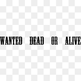 poster logo wanted poster text black png image with transparent background