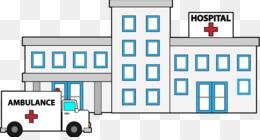 Gambar rumah sakit kartun