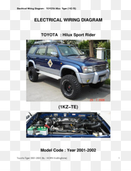 toyota hilux, toyota, toyota 4runner, motor vehicle, vehicle png image with  transparent