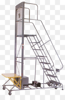 Free Download Lift Table Ladder Elevator Warehouse Stairs   Ladder Png.