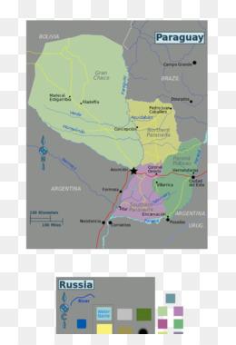 Free download Paraguay River Asunción World map Physische Karte ...