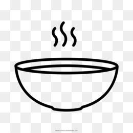 Tazón De Sopa Png Transparente Y Tazón De Sopa Dibujo Olla