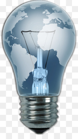 Incandescent Light Bulb, Light, Earth, Energy PNG image with transparent background
