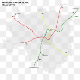 Free Download Transit Map Rapid Transit Bus Milan Metro Map Png